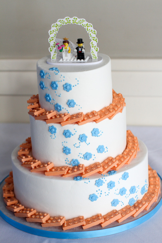 lego themed wedding ideas