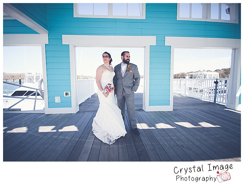 wedding photographers in Cape Charles